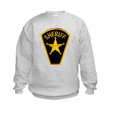 Sheriff Kids Sweatshirt
