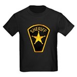 Sheriff Kids Dark T-Shirt