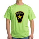 Sheriff Green T-Shirt