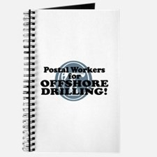 Postal Workers For Offshore Drilling Journal