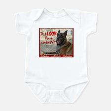 Malinois Mallomar Cookie Infant Bodysuit