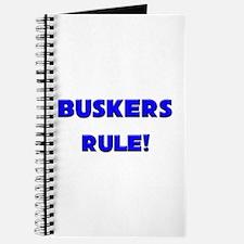 Buskers Rule! Journal
