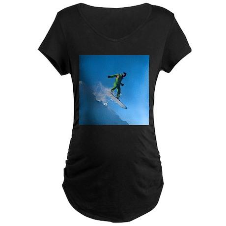FishTailNrSLc Maternity T-Shirt