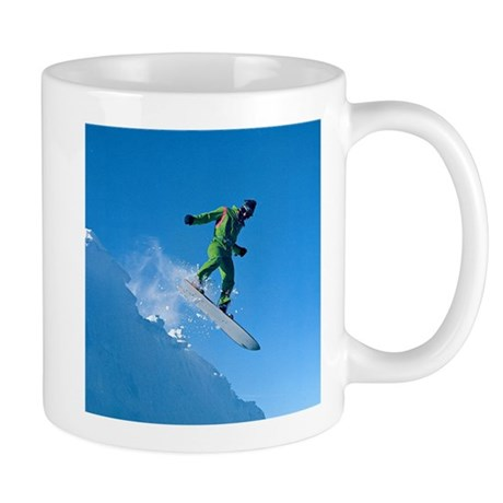 FishTailNrSLc Mugs