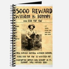 Billy The Kid Journal