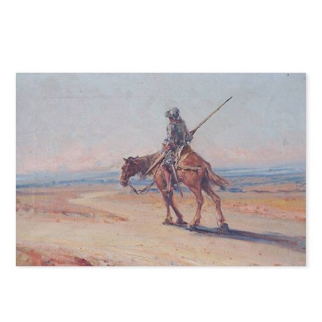 Don Quixote Postcards (Package of 8)