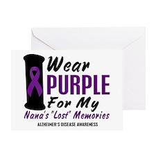 Nana's Lost Memories 2 Greeting Card