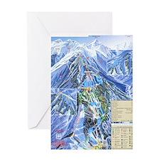 Cute Winter olympic Greeting Card