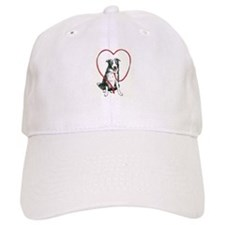 Love Your Border Collie Baseball Cap