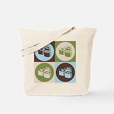 Sushi Pop Art Tote Bag