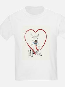 Love Your Bull Terrier T-Shirt