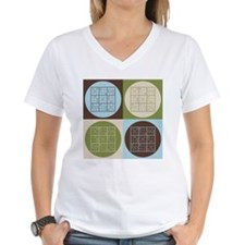 Sudoku Pop Art Shirt