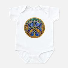 Armenian Tree of Life Cross Infant Bodysuit