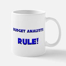 Budget Analysts Rule! Mug