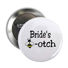 """Bride's Beeotch 2.25"""" Button (10 pack)"""