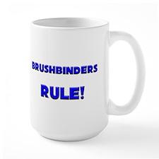 Brushbinders Rule! Mug