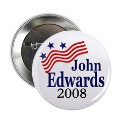 "John Edwards 2.25"" Button (100 pack)"