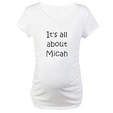 Cute Micah Shirt