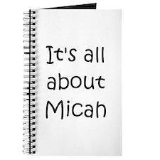 Cute Micah Journal