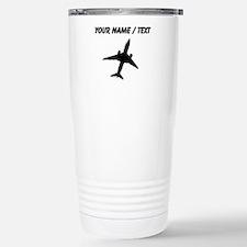 Cute Airliner Travel Mug