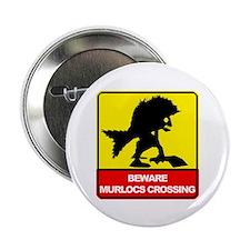 """Cute Murloc 2.25"""" Button (10 pack)"""