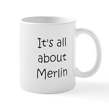 Cute Merlin Mug
