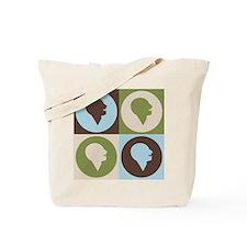 Speech-Language Pathology Pop Art Tote Bag