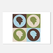 Speech-Language Pathology Pop Art Postcards (Packa