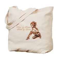 Sexy Witch by Nature Tote Bag