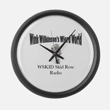 Little Shop of Horrors Large Wall Clock