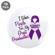 I Wear Purple For My Great Grandmother 18 (AD) 3.5