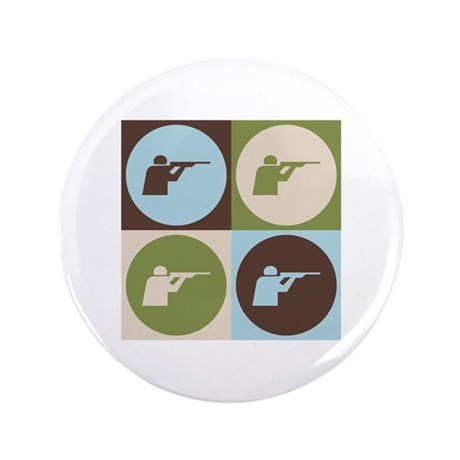 "Shooting Pop Art 3.5"" Button (100 pack)"