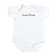 Homeless Demigod Infant Bodysuit