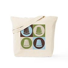Sewing Pop Art Tote Bag