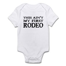 First Rodeo Infant Bodysuit