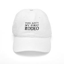 First Rodeo Baseball Cap
