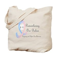 Remembering Our Babies Tote Bag