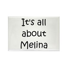 Cool Melina Rectangle Magnet