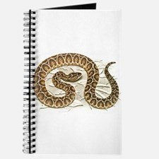 Unique Snake eyes Journal
