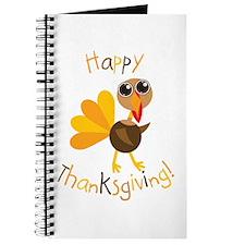 Happy Thaknsgiving Journal