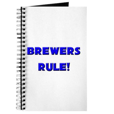 Brewers Rule! Journal