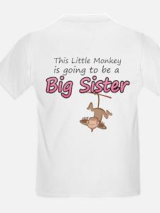 secret-this little monkey Big T-Shirt