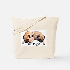 Got Pugs? Tote Bag