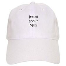 Cute Mimi's name Baseball Cap