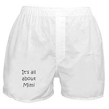Unique Mimi Boxer Shorts