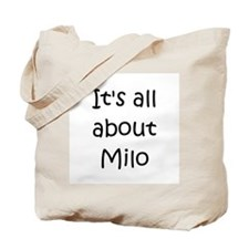 Boysname Tote Bag