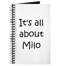 Unique Milo Journal