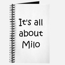 Cute Milo Journal