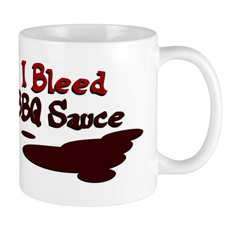 I Bleed Sauce Mug