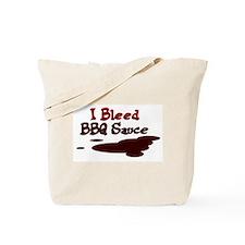 I Bleed Sauce Tote Bag
